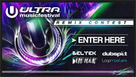 "Ultra Music Festival ""Beltek"" Remix Contest"