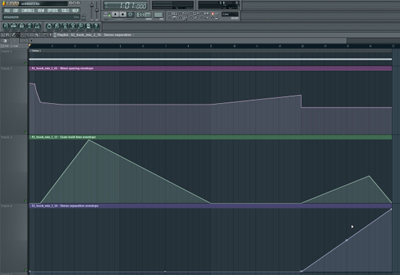 how to get rip of effects in fruity loops