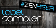 Zenhiser_label_sampler_2012_-_banner