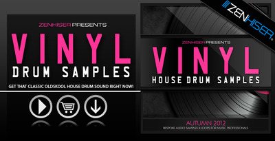 Vinyl_house_drum_samples