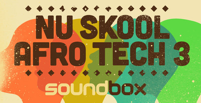 Tribal house samples nu skool afro tech 3 ethnic loops for Classic house genre