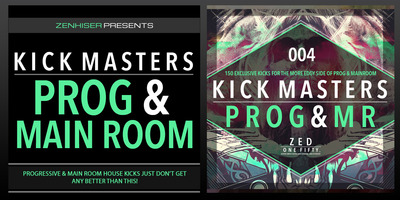 Bass drum samples kickmasters progressive mainroom for Zenhiser classic house drum sounds