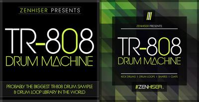Classic drum samples tr 808 the drum machine vintage for Zenhiser classic house drum sounds