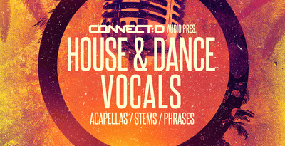 House vocal stems dance vox loops vocal cut samples for Classic house vocal samples