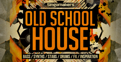 Old school acid house samples 90 39 s rave loops classic for Classic 90s house samples