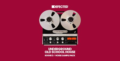 Royalty free house samples defected records rogue d old for Zenhiser classic house drum sounds
