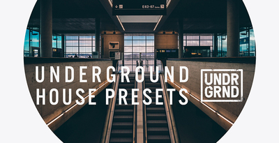 Undrgrnd sounds sylenth presets for underground house for Classic underground house tracks