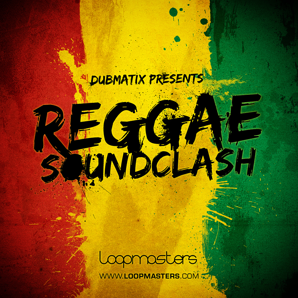Dubmatix Presents Reggae Soundclash, Reggae Sample CD, Dancehall ...