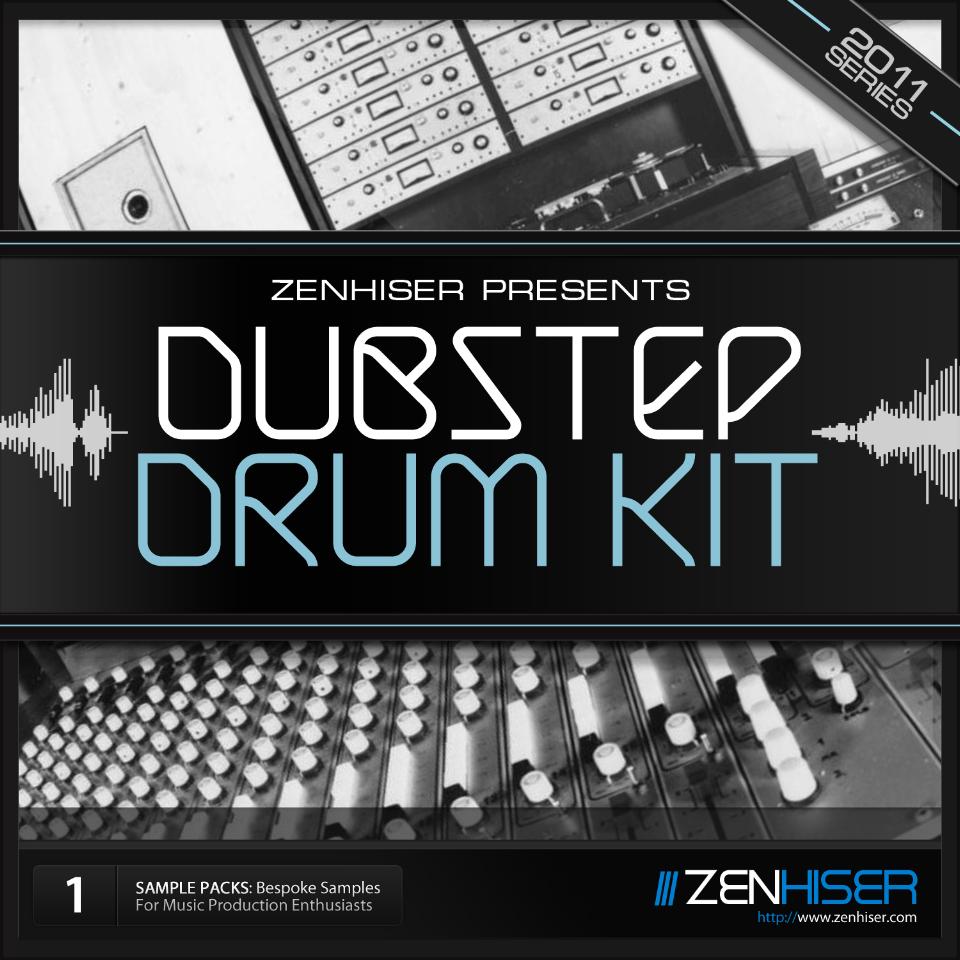 The Dubstep Drum Kit 01, Dubstep Sample CD, Dubstep Drum Samples ...