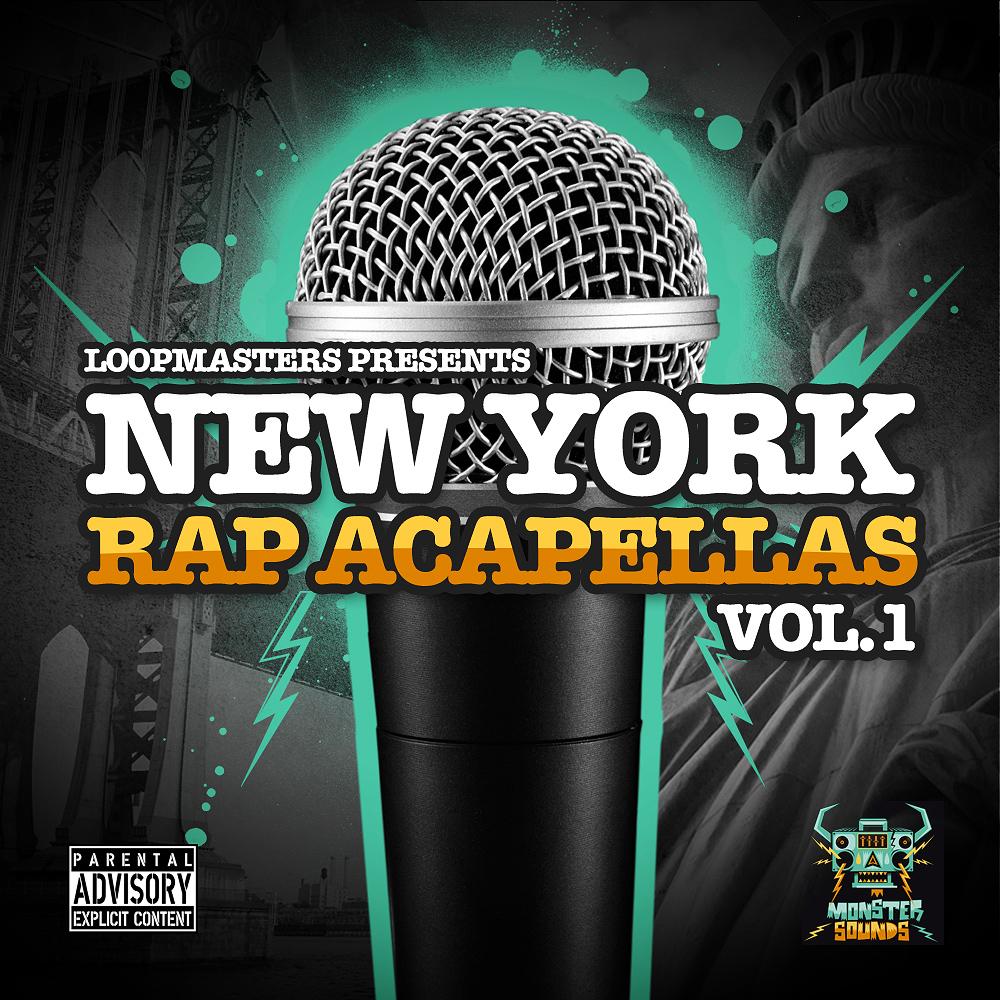 New York Rap Acapellas Vol 1, Rap Vocals Sample CD, Hip Hop Vox ...