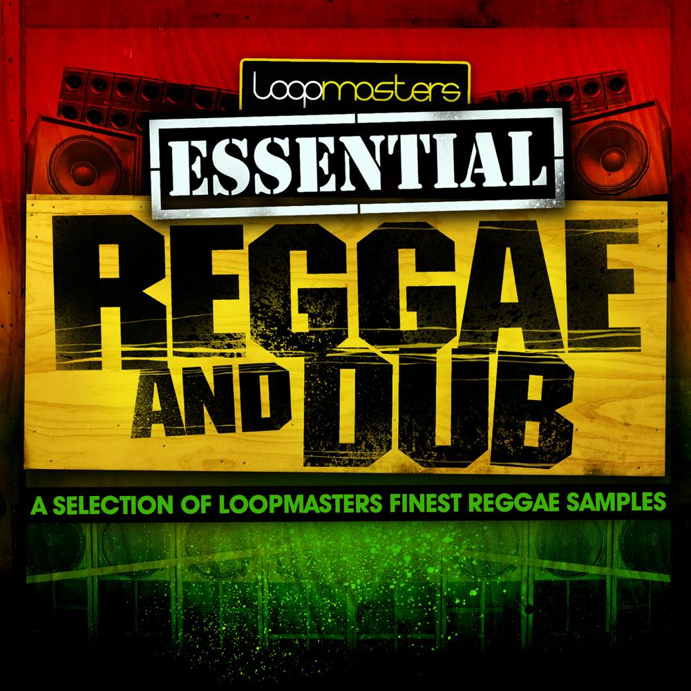 Loopmasters Presents Essentials 04 - Reggae and Dub, Reggae Sample ...