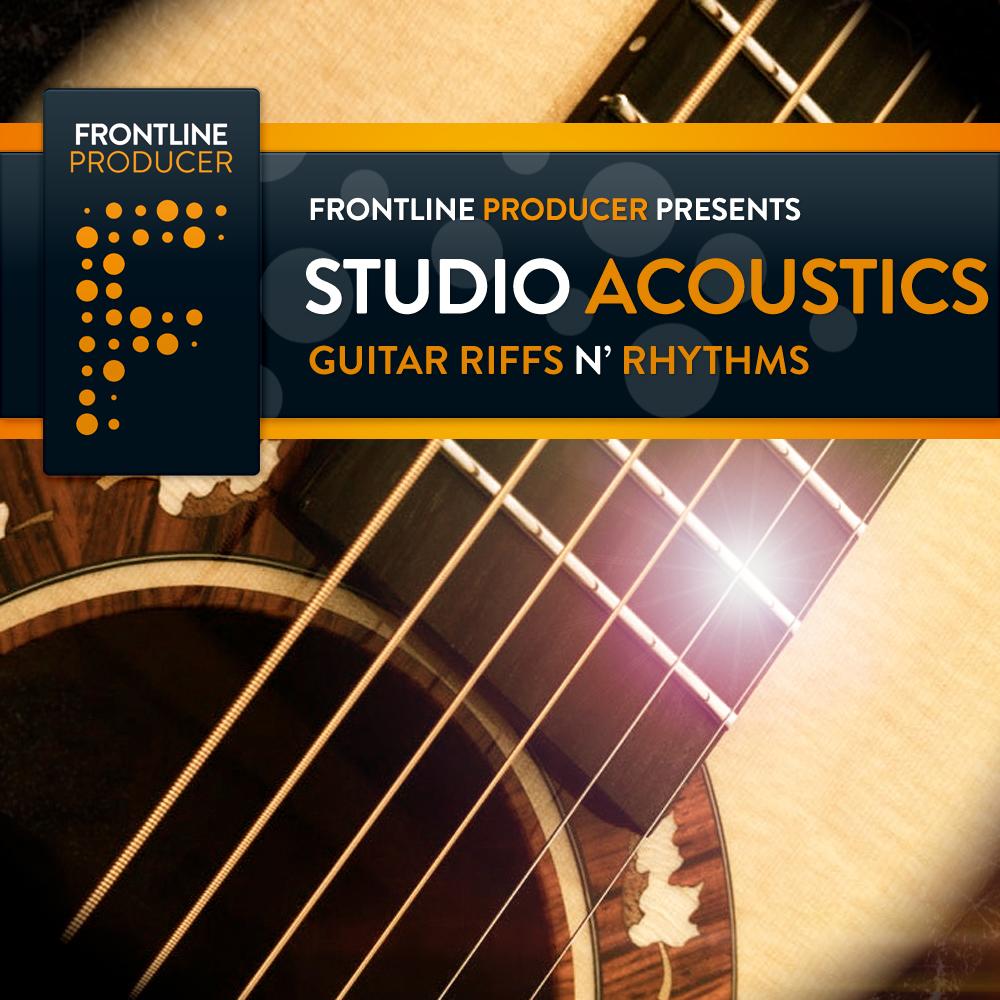 Guitar Samples, Studio Acoustics - Guitar Riffs N' Rhythms, Rock ...