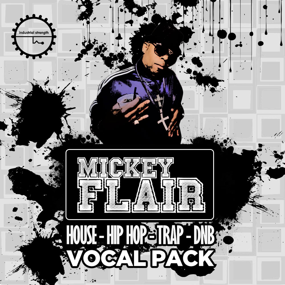 Vocal Samples, Mickey Flair Vocal Pack, Hip Hop Acapella Loops ...