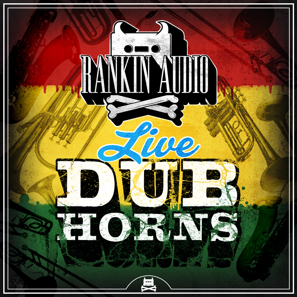 Reggae Brass Samples, Live Dub Horns, Dub Horn Loops, Dub Trumpet ...