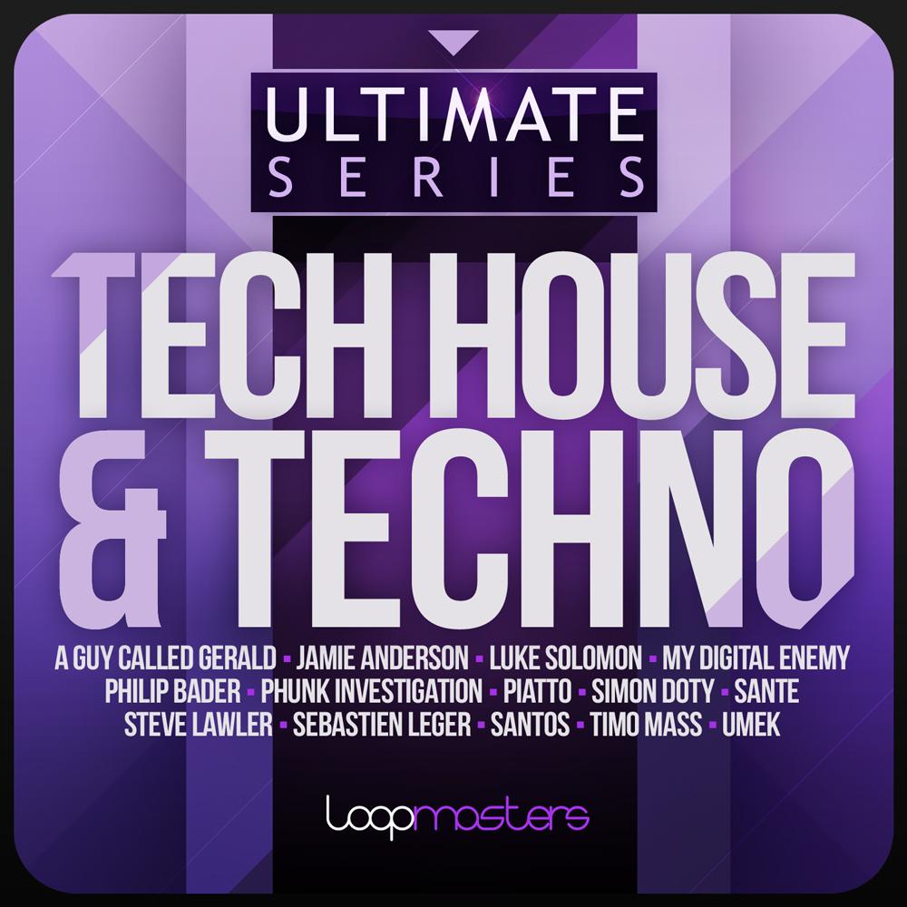 Royalty Free Tech House Sample Bundle, Loopmasters Techno Wav Loop ...