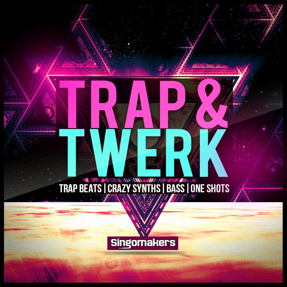 Trap & Twerk Samples, 808 Sub Kick Samples, Hip Hop Drum Loops ...