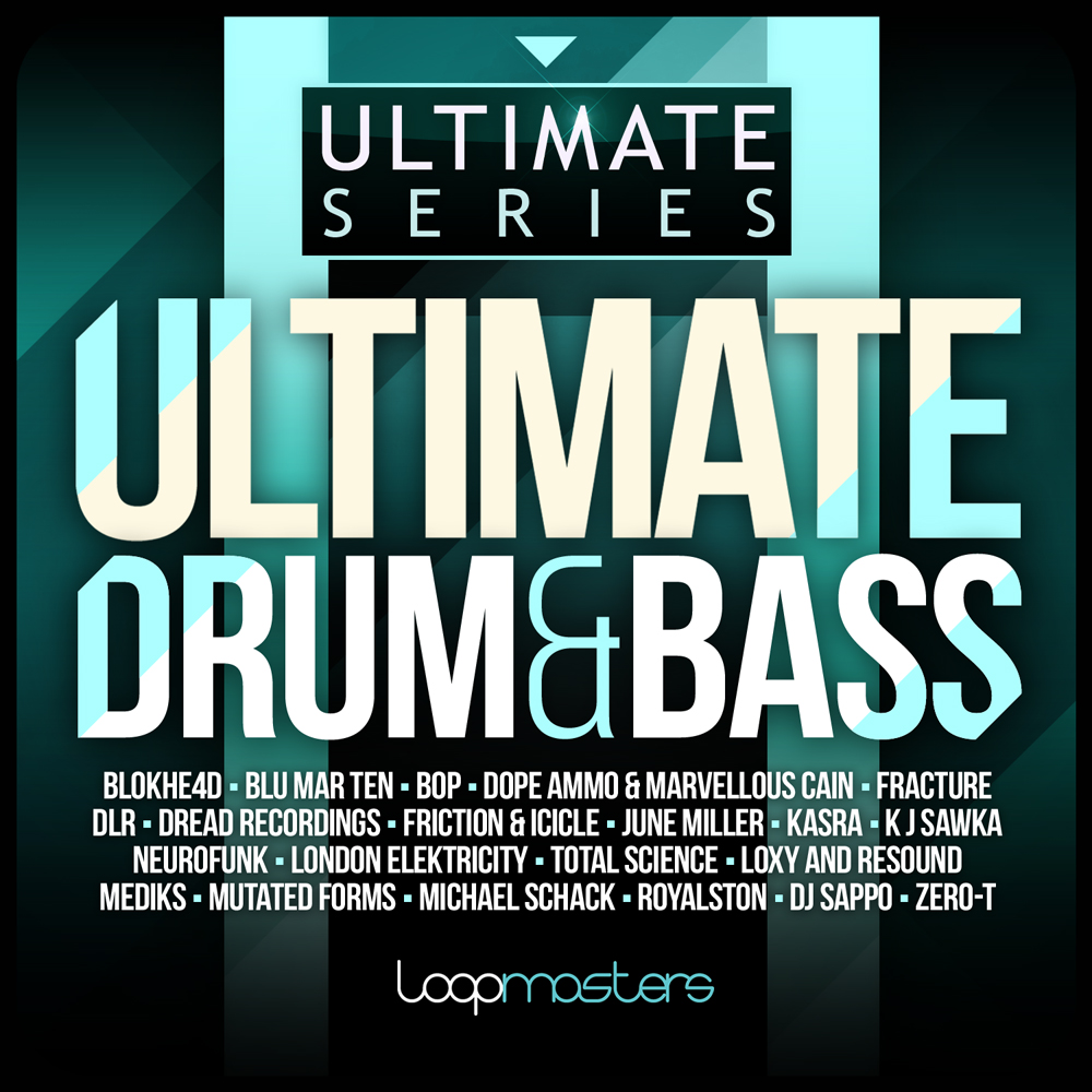 Royalty Free Drum & Bass samples, Jungle Loops, DnB Sounds ...