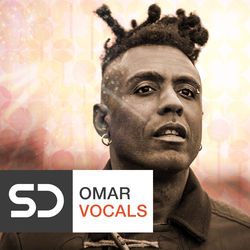 Omar Lye-Fook Vocal Sample Pack, Soulful Male Vox, British Neo ...