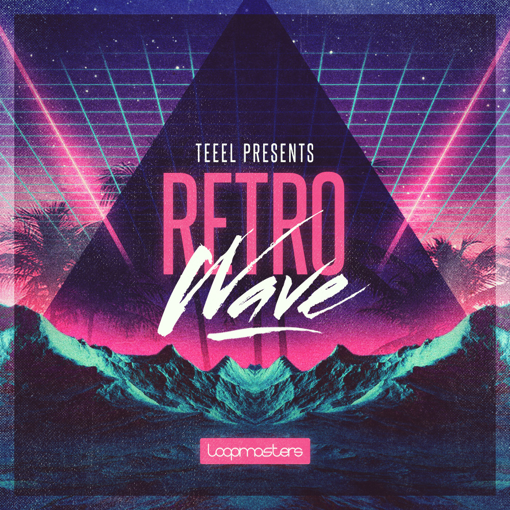 Royalty Free 80s Sounds, Synthwave Loops, Retro Synths, Chillwave ...