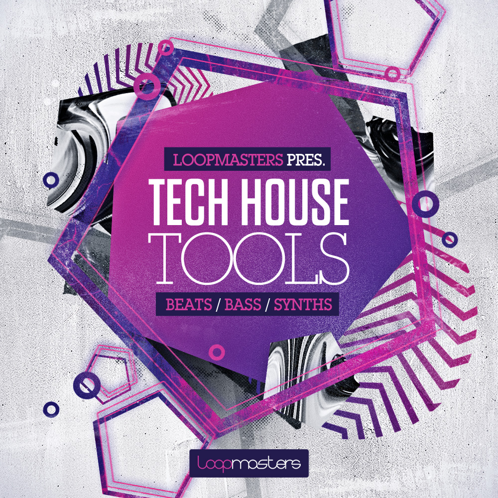 Royalty Free Tech House Samples, Tech Loops, Techno Sounds, Apple ...