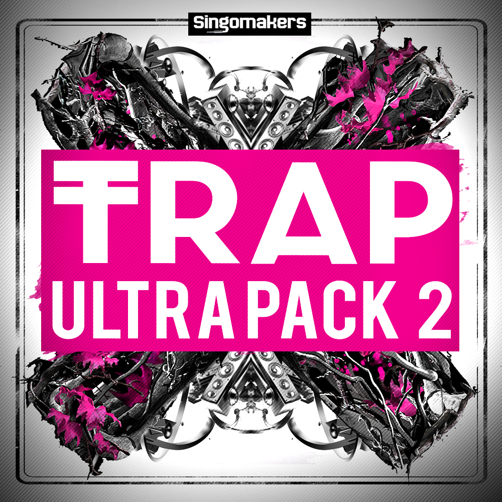 Ultra Trap Samples, Singomakers, Trap Drums, Trap Templates, Trap ...