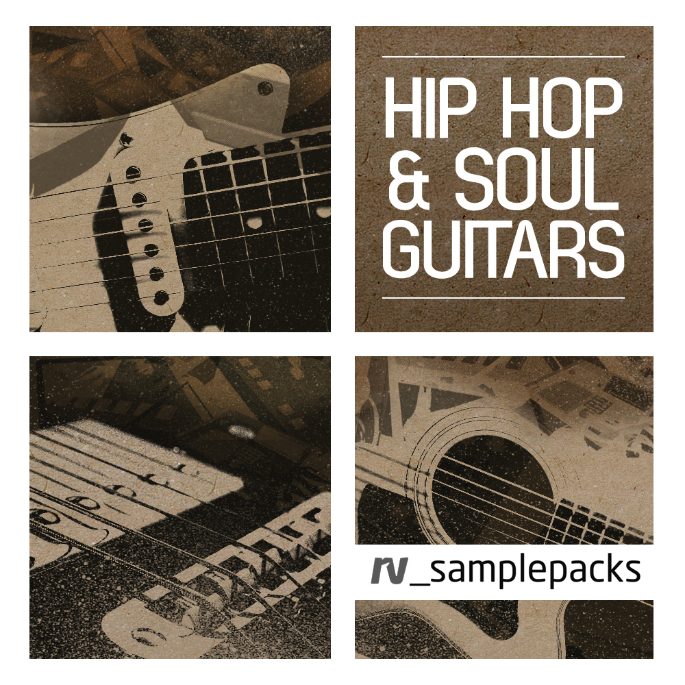 Royalty Free Hip Hop & Soul Guitars Samples, Electric and Acoustic ...
