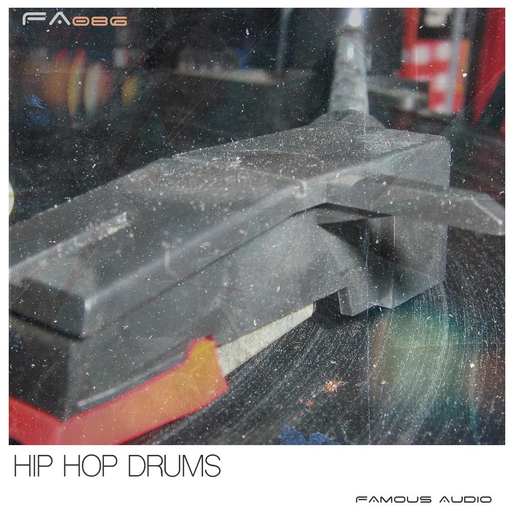 Famous Audio, Drum Hits for Hip Hop, Hip Hop Drum One Shots ...