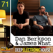 Interview with Dan Berkson And James What