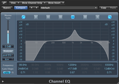 EQ Tutorial - Cut narrow and boost wide explained