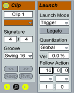Ableton Live Follow Actions Explained