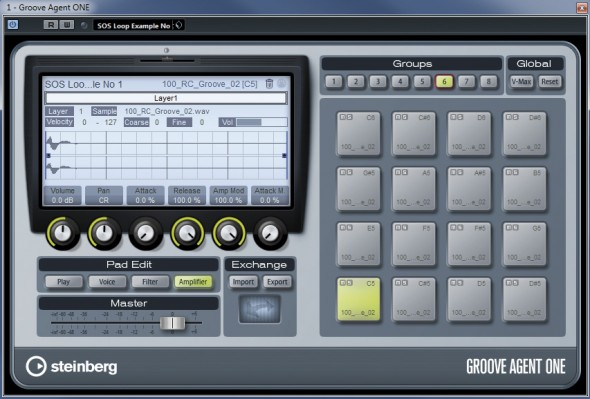 Liven Up Your Drum Loops in Cubase Part 1