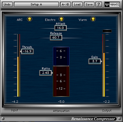 Mixing Bass in Pro Tools Part 3 - Compression and Limiting
