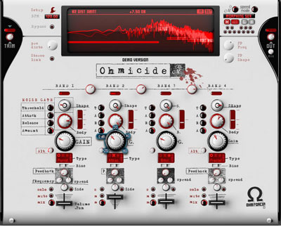 Ohmicide Distortion: Ohm Force Tutorials