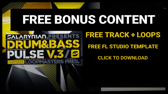 free drum and bass wav samples