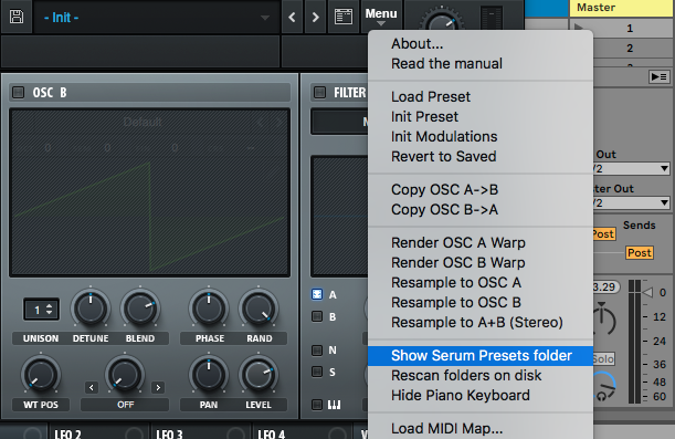 How to Install Serum Presets, Wavetables, Noises and LFO Shapes