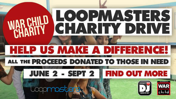 Loopmasters Charity Drive