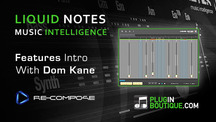Pluginboutique recompose liquidnotes vst overview
