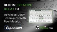 Pluginboutique fxpansion bloom vst delay tips