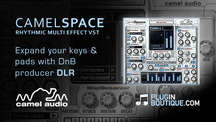 Pluginboutique camelaudio camelspace dnb keys with dlr