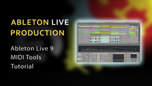 Ableton 9 midi tools