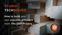 Dsp how to build acoustic diffusers