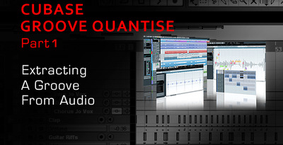 Cubase Groove Quantize Part 1 - Extracting Grooves From MIDI