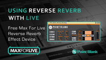 Pointblankonline reverse reverb max for ableton live