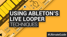 Ableton live devices how to use live looper