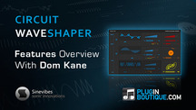 Pluginboutique sinevibes circuit waveshaper vst overview