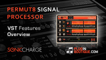Pluginboutique sonic charge permut8 vst overview