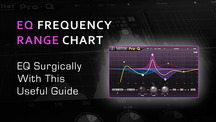 Eq surgically with this frequency range chart
