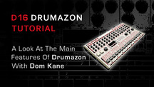 Drumazon features guide edited