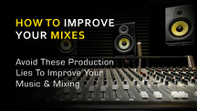 How to imrpove your mixes edited