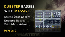 Marc adamo dubstep basses in massive part2